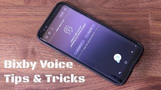 10 BIXBY Voice Tips & Tricks for Galaxy S8 or Galaxy Note 8