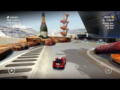 Table Top Racing: World Tour Defensive Strike