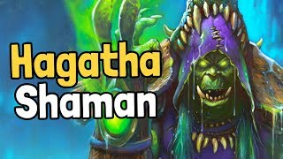 Hagatha Elemental Shaman Decksperiment - Hearthstone
