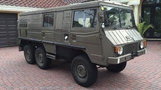 1977 Steyr Puch Pinzgauer 6x6 712K Military for sale by Autohaus of Naples AutohausNaples.com