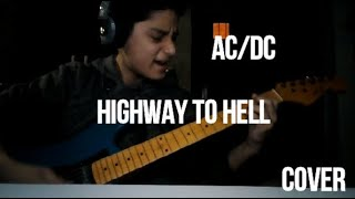 AC/DC - Highway to Hell - Cover | Gonche04