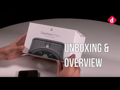 Google Daydream VR Headset - Unboxing & First Look | Digit.in