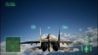 Ace Combat 7 post stall maneuver tutorial