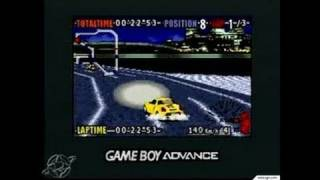 GT Advance 3: Pro Concept Racing Game Boy