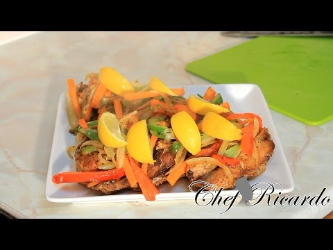 Easter Fried Fish Good Friday Recipes | Recipes By Chef Ricardo