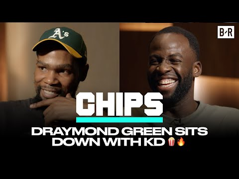 Draymond and KD Reveal What Really Happened with Warriors Fallout | FULL INTERVIEW (Chips)