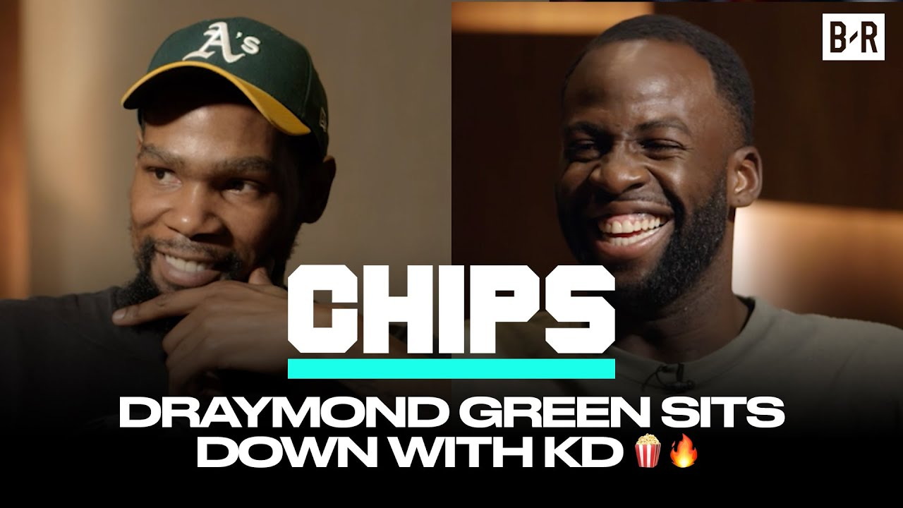Download Draymond and KD Reveal What Really Happened with Warriors Fallout | FULL INTERVIEW (Chips)