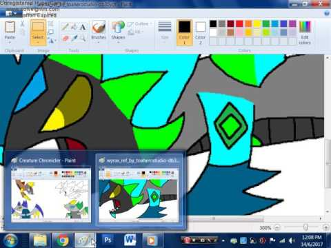 Bionicle Creature Chronicler (Paint)