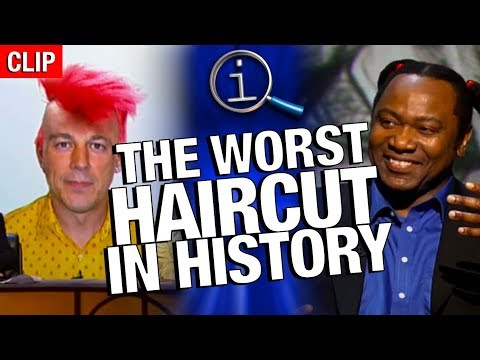 QI | What Was The Worst Haircut In History?