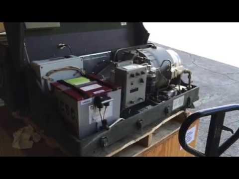 Test Run, Microturbo SG18, S/N 62