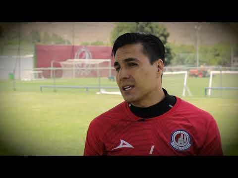 Entrevista LIGA BBVA MX: Carlos Felipe Rodríguez- Atlético de San Luis