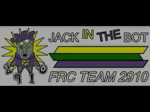 FRC 2910, Reveal 2018, Jack In The Bot
