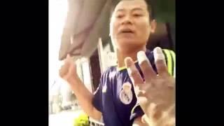 Nhật Ký 141 - Ngày 25/11/2016: Giang Hồ Bảo Kê Cưỡng Tiền Khách Để Xe Bằng Dao Ở Linh Đàm Hà Nội