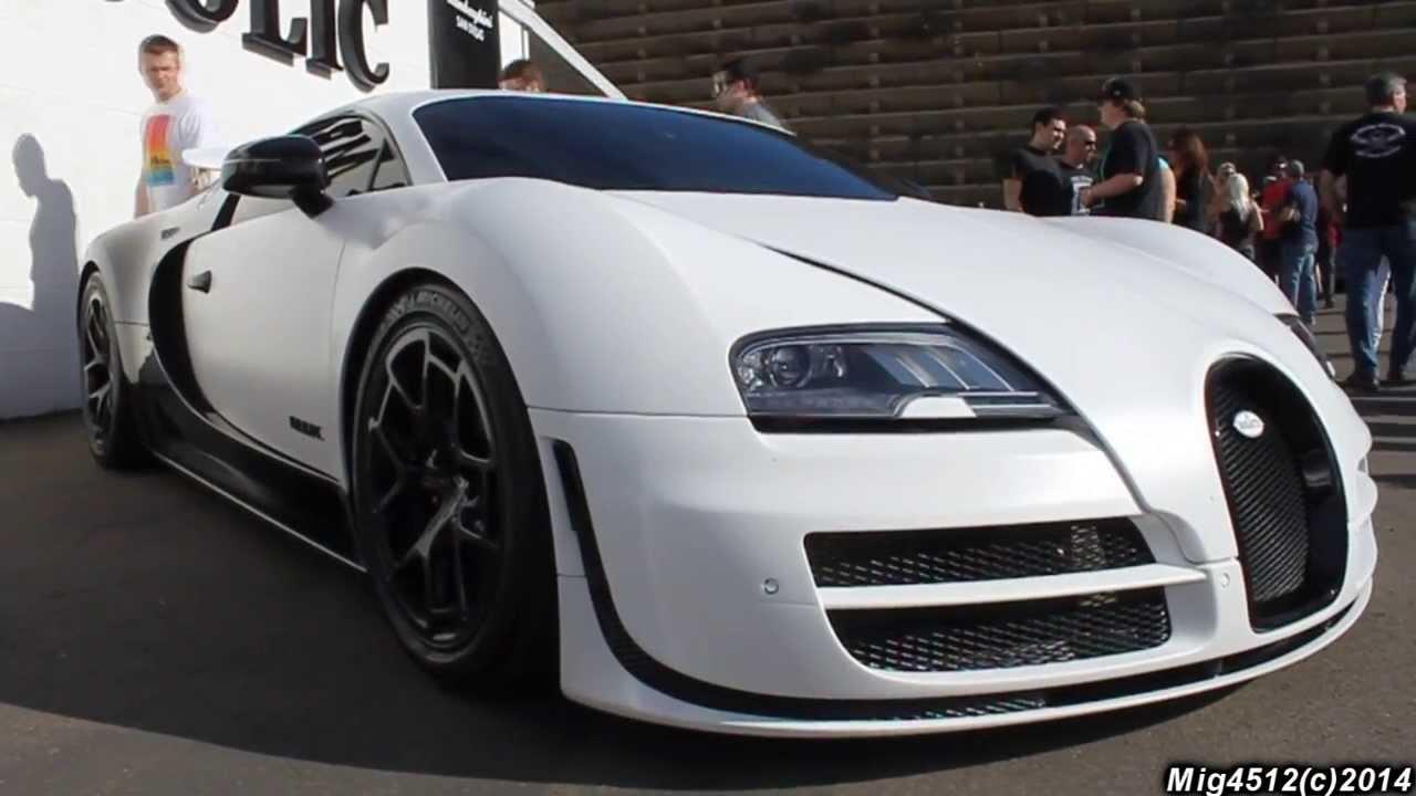 super rare bugatti veyron super sport pur blanc edition 1 of 1 youtube. Black Bedroom Furniture Sets. Home Design Ideas