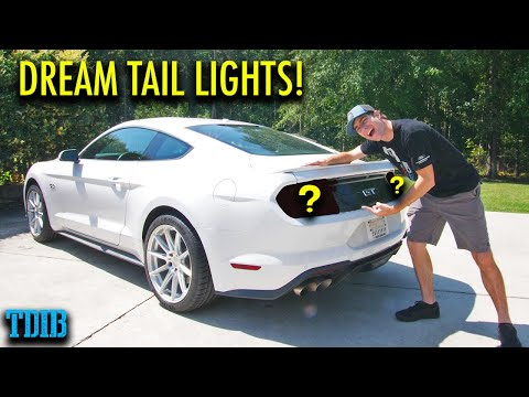 SUBZERO Gets My Dream Tail Lights! Transforming the Rear End!