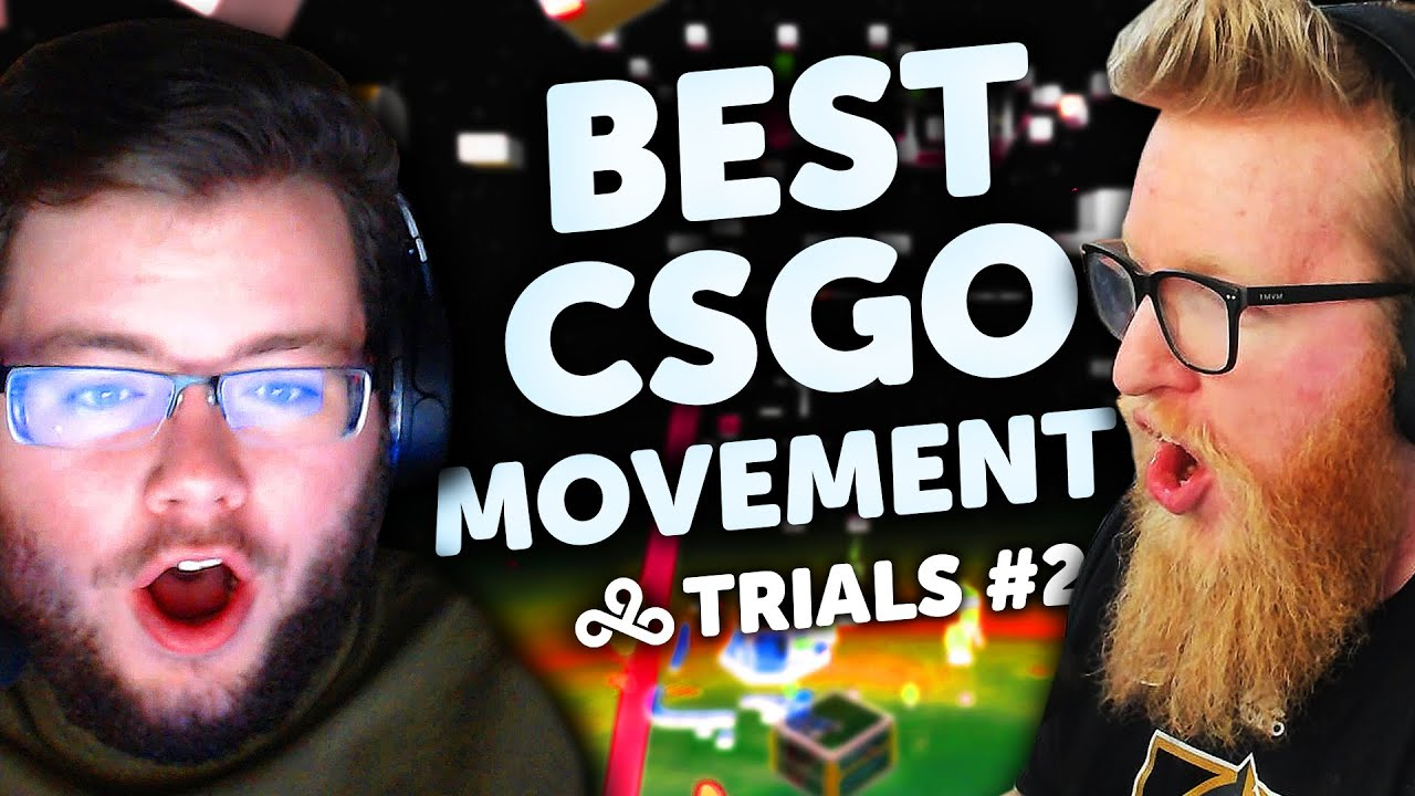 Does fl0m Have the Best Movement in CS:GO?   KZ Competition #2 - Cloud9 CS:GO Trials