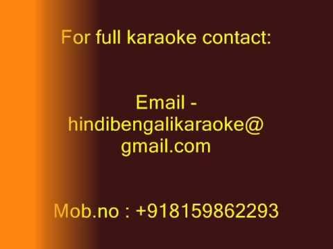Payalay Chunmun Chunmun - Karaoke - Virasat (1997) - Kumar Sanu ; Chitra