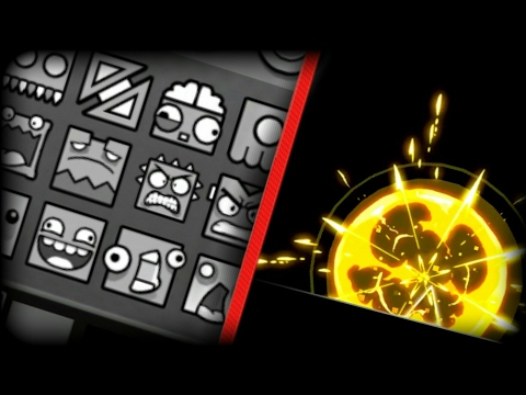 How to unlock all Geometry Dash 2.1 Icons!