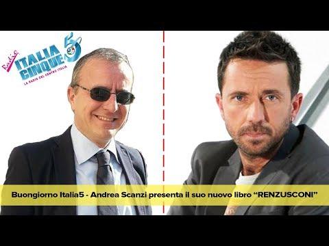 L'intervista di Guido Albucci ad Andrea Scanzi per Radio Italia5 - Prima Parte