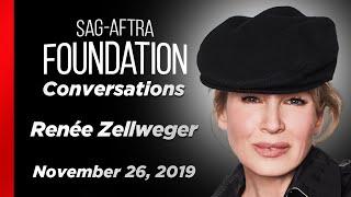 Conversations with Renée Zellweger