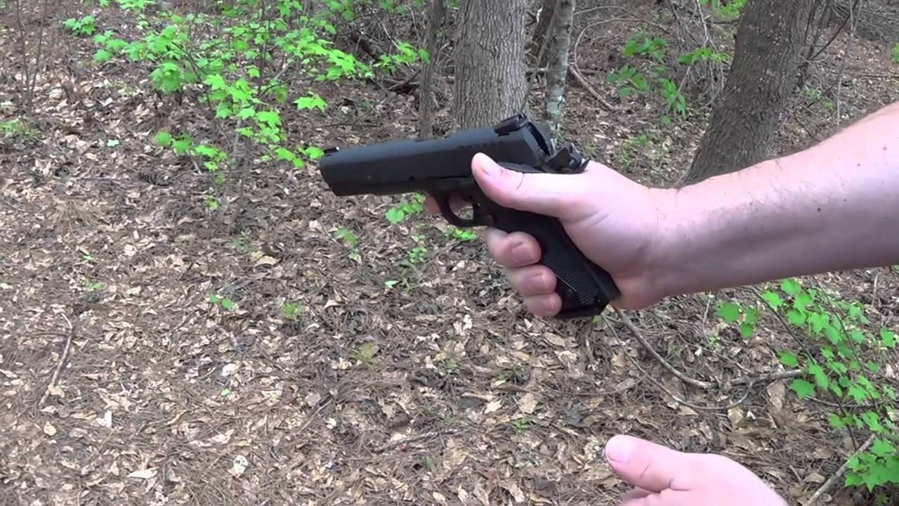 Taurus Pt In 45 Acp Quick Review Amp A Trip To The