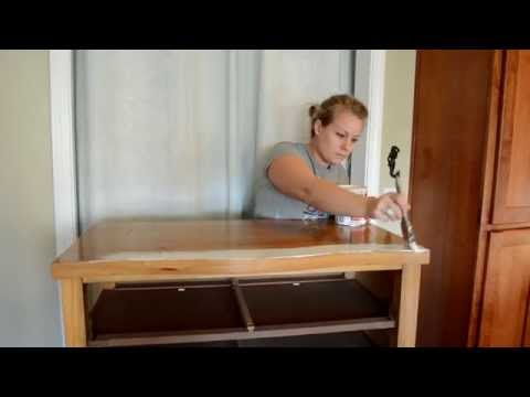 DIY: Tips & Tricks painting furniture using American Paint Company Clay/Chalk/Mineral Paint