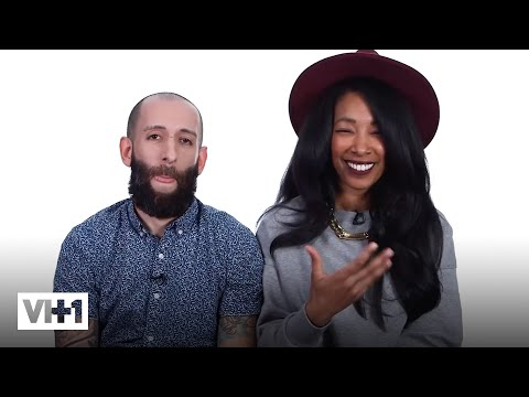 Interracial Couples Talk First Dates: Kinky Boots & Cyndi Lauper | Digital Originals | VH1