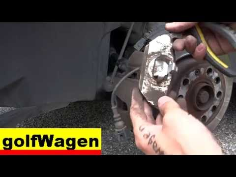 How it works brake pads sensor - check your brake pads before