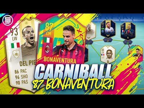 HE'S HERE!!! 93 DEL PIERO & 87 BONAVENTURA!!! - FIFA 19 Ultimate Team