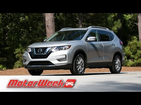 Quick Spin: 2017 Nissan Rogue - A Top Seller, Again?