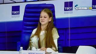 Александра Трусова: «Мне не страшно делать четверные прыжки»