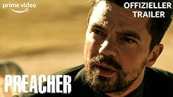 Preacher | Offizieller Trailer | Prime Video DE