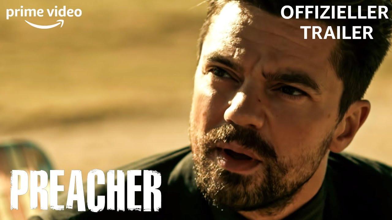 Download Preacher | Offizieller Trailer | Prime Video DE