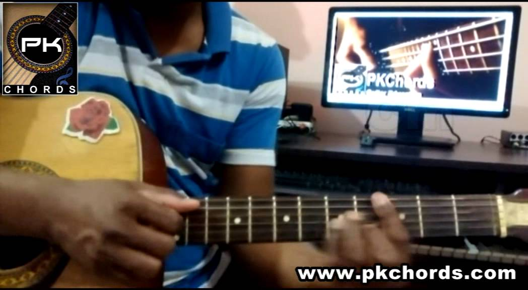 Baaton Ko Teri-Arijit Singh-All is well-Guitar Chords Lesson ...
