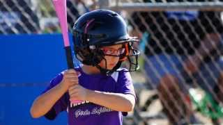 2015 purple pythons 8u softball team