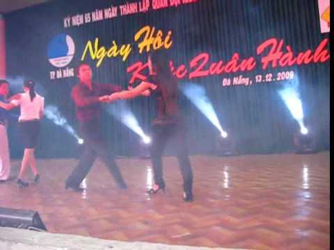 Đôi nhảy Bepop - Ngày hội Khúc Quân Hành 2009