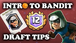 Intro to Bandit & Draft Challenge Tips | 12 Win Gameplay