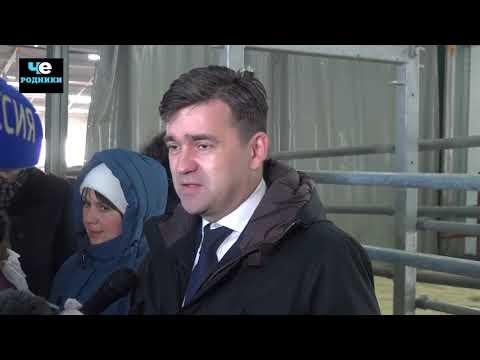 Губернатор Ивановской области посетил Родниковский район