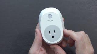 Amazon Alexa Controls my Christmas Lights! TP-Link Smart Wifi Plug HS100