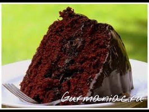 рецепт самого простого шеколадного торта