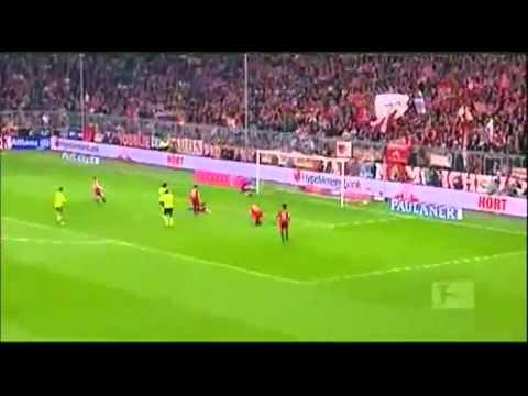 FC Bayern München vs BVB Borussia Dortmund 1-3 Alle Tore   Highlights 26.02.2011 24.Spieltag