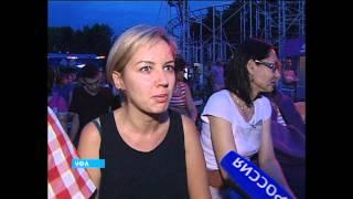 Уфа стала местом проведения фестиваля уличного кино