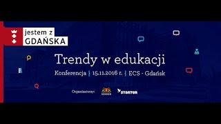 Przemysław Staroń na konferencji BeZee 2016