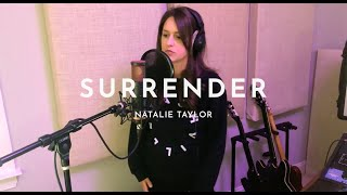 Natalie Taylor -- Surrender (2021 Studio Performance)