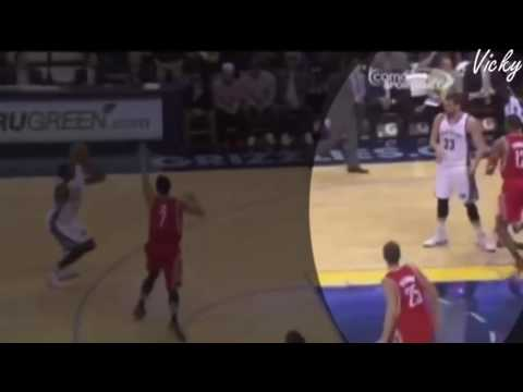 Patrick Beverley fights Lebron James, Curry, Westbrook, Wade