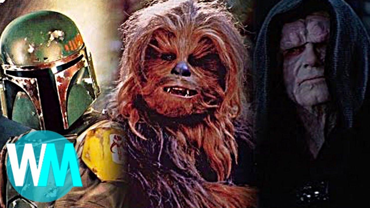 Star Wars Rollen