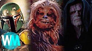 Top 10 der besten Rollen aus Star Wars ✓