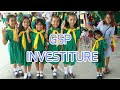 GSP INVESTITURE CEREMONY AT LAGSES | GIRLS SCOUT PHILIPPINES | MITCH TV