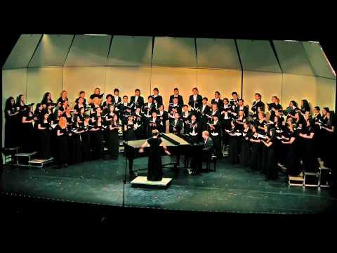 "UCLA University Chorus, ""Festival Sanctus"""