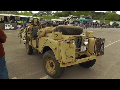 Land-Roveritis LIVE: { from British Motor Museum, Gaydon } – 6 MAY 17, 6.00pm UK, 1.00pm ET
